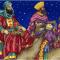 Llegan los Reyes de Oriente