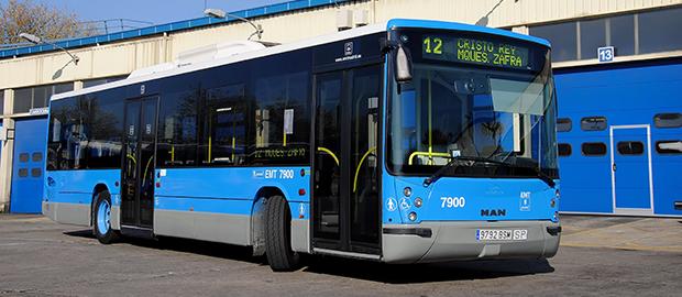 115 autobuses de la EMT Madrid, alargarán su vida. | El blog de la EMT |  Nos mueve Madrid