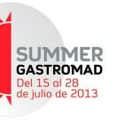 Gastronomía, tapas, cultura = Summer Gastromad 2013.
