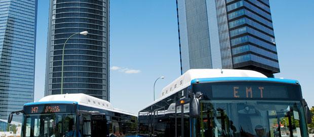 La ruta de las 10 torres con la EMT de Madrid