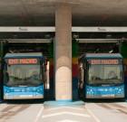 En la EMT de Madrid nos importa la limpieza nuestros autobuses