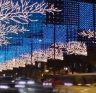 Alumbrado navideño 2014 – 2015 en la ciudad de Madrid.