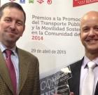 El CRTM premia a la EMT por la recuperación del patrimonio histórico