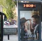 Otra vez las paradas de la EMT de Madrid en obras