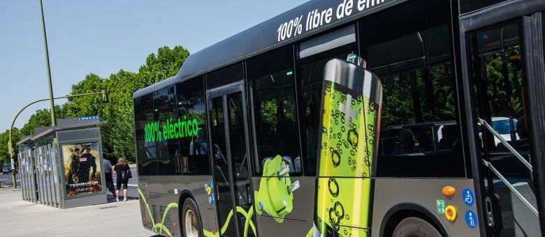 Probamos el autobús eléctrico Eurabus 2.0