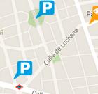 Buscar parking en Madrid será más fácil con la nueva 'app' creada por la EMT