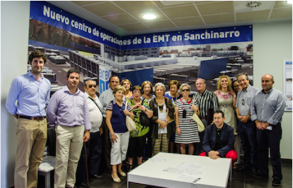 Visita Sanchinarro