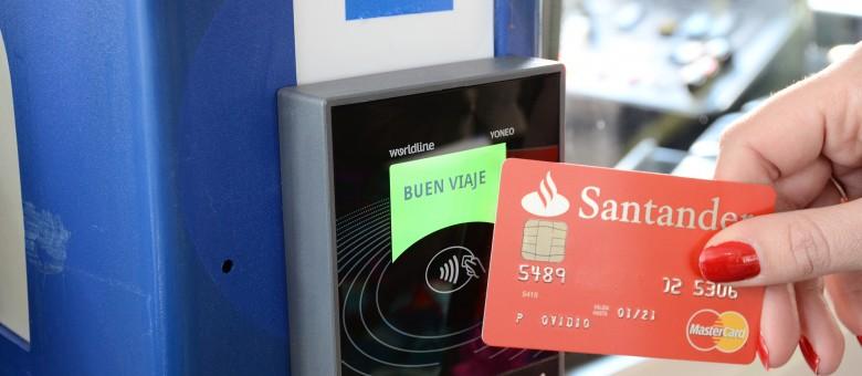 """El pago """"contactless"""" se sube al bus"""