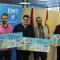 Entrega de premios concurso Feliz Aire Nuevo