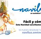 Ya llegó la Navidad, ya llegó el Naviluz