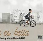 """III Concurso de microrrelatos y microvídeos EMT """"La bici es bella"""""""