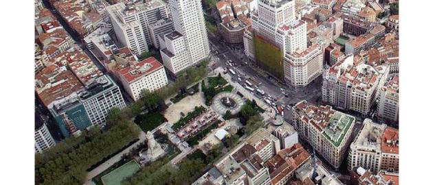 El aparcamiento de la Plaza de España ya forma parte de EMT