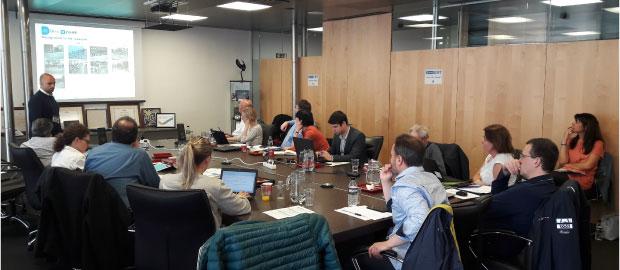 EMT ejerce de anfitriona en las reuniones sobre Bicicleta Pública de la red europea POLIS