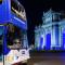 Vuelve el 'Naviluz', el bus de la EMT para ver la iluminación navideña