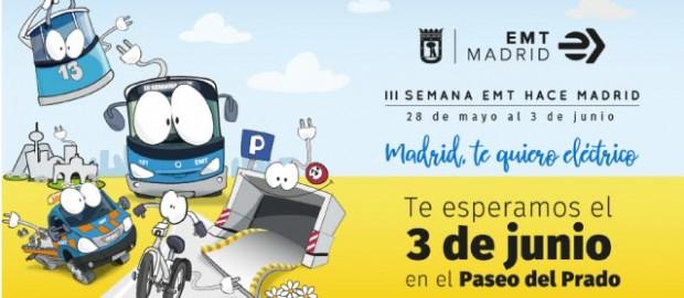 Pasea EMT Madrid