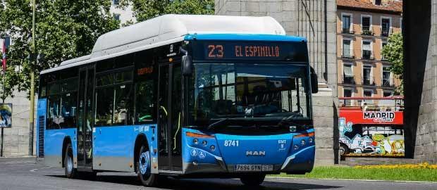 Ampliamos líneas en los barrios de Moncloa, Fuencarral-El Pardo, Usera y Villaverde